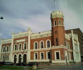 Drammen rådhus Foto: Arkaitz Zubiaga