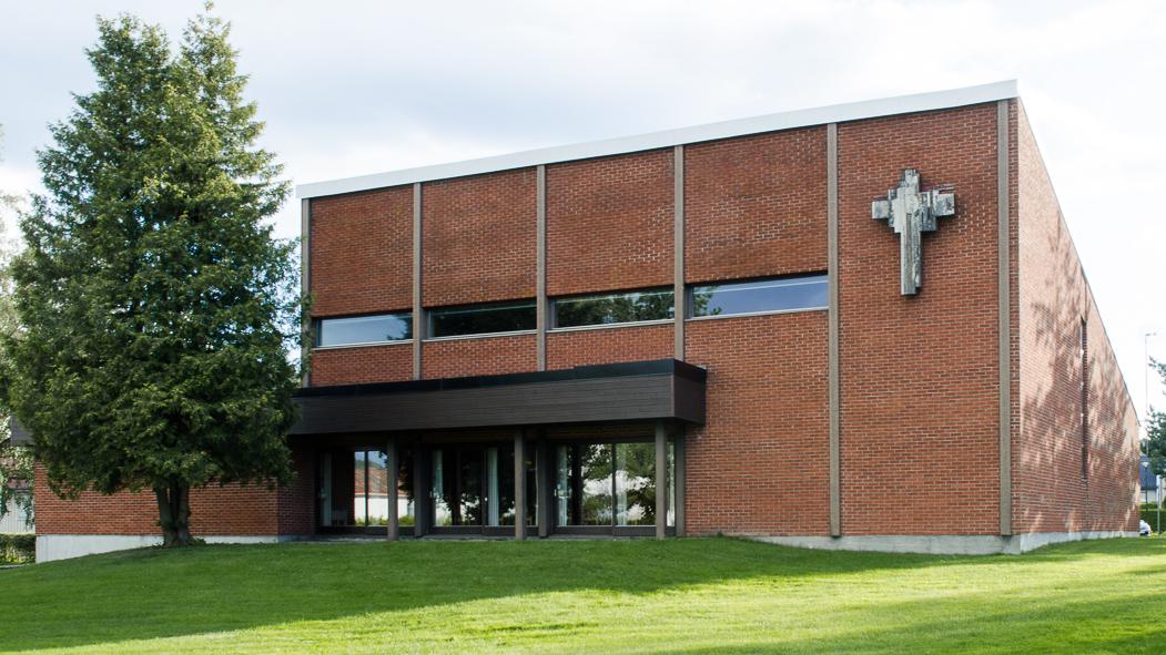 Mjøndalen kirke