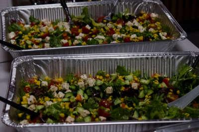 Aminas kjøkken lagde fristende vegetarmat
